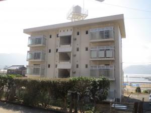 広島県呉市 先家建設 外壁改修工事完了